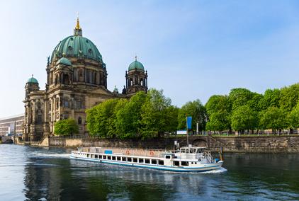 Stadtrundfahrt Berlin - Dom