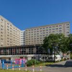 Die ehemalige Stasi-Zentrale in Berlin