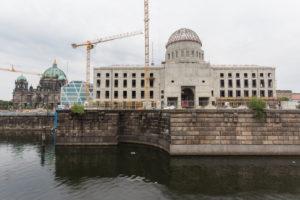 Sightseeing Berlin - neues Stadtschloß