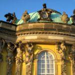 Schloss Sanssouci Sehenswürdigkeit Potsdam