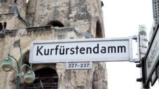 Stadtrundgang Kurfürstendamm
