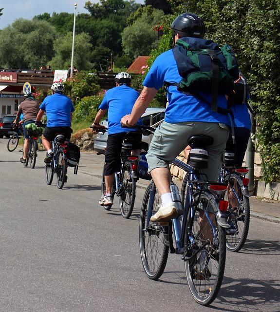 Fahrradtour Berlin - die Stadt auf eine andere Art bewundern